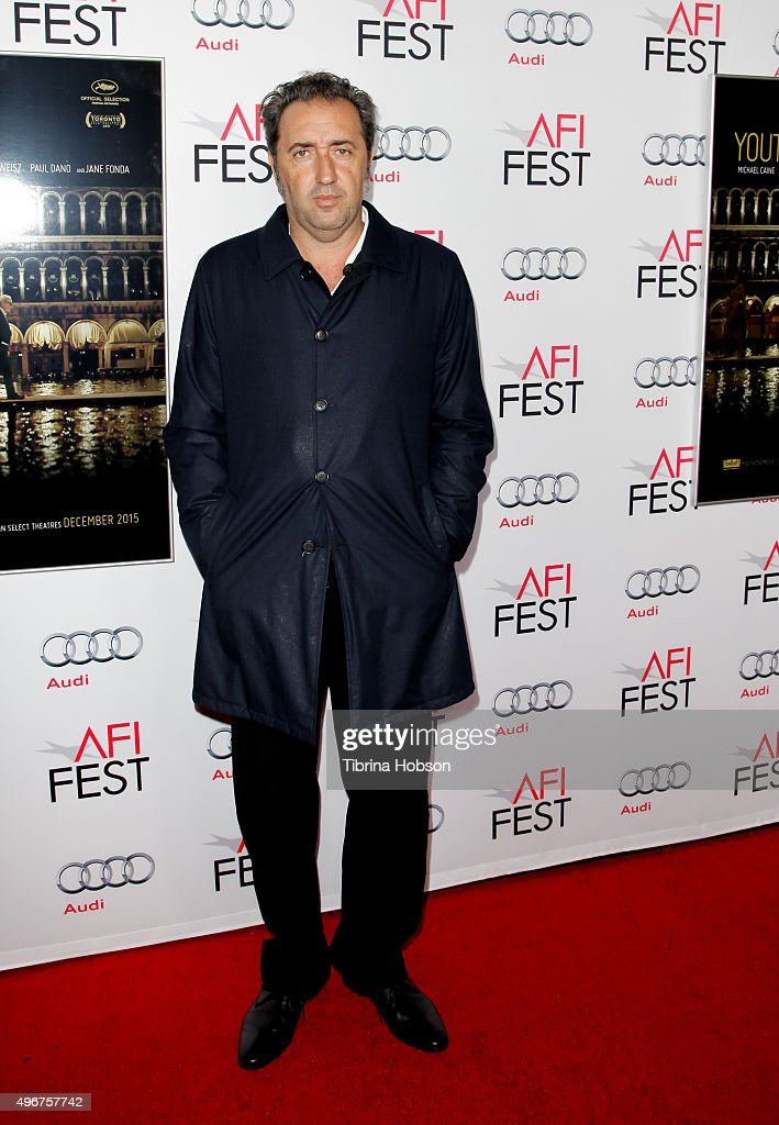 "AFI FEST 2015 Presented By Audi Screening Of Fox Searchlight Pictures' ""Youth"" - Arrivals"