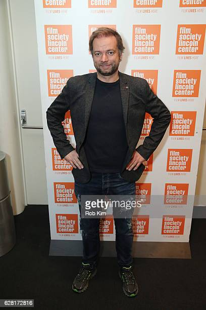 Director Andre Ovredal attends the New York Premiere of The Autopsy Of Jane Doe at The Film Society of Lincoln Center on December 6 2016 in New York...