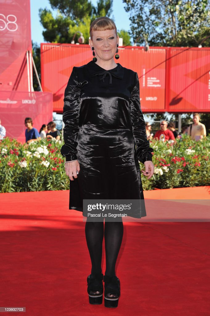 """""""Wuthering Heights"""" Premiere - 68th Venice Film Festival : News Photo"""