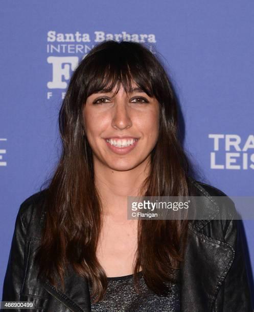 Director Andrea Casaseca Ferrer attends the 29th Santa Barbara International Film Festival Virtuosos Award to Daniel Bruhl Michael B Jordan Brie...