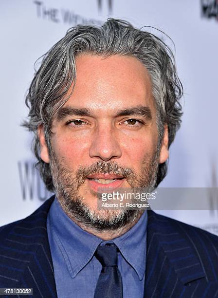 Director Andrea Di Stefano attends the premiere of RADiUS and The Weinstein Company's Escobar Paradise Lost at ArcLight Hollywood on June 22 2015 in...