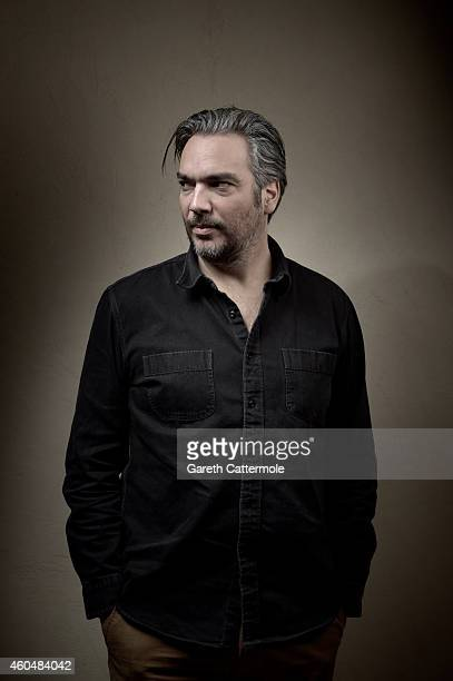 Director Andrea Di Stefano poses during a portrait session on day five of the 11th Annual Dubai International Film Festival held at the Madinat...