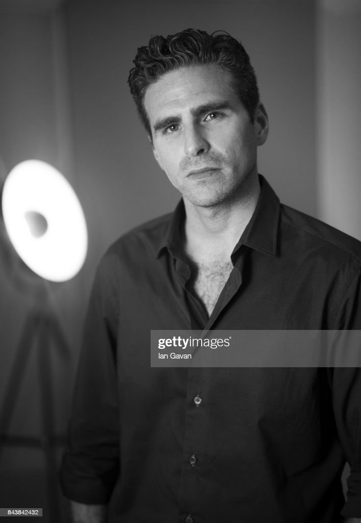 Director Andrea Pallaoro of 'Hannah' poses for a portrait during the 74th Venice Film Festival in the Jaeger-LeCoultre lounge at Hotel Excelsior on September 7, 2017 in Venice, Italy.