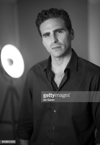 Director Andrea Pallaoro of 'Hannah' poses for a portrait during the 74th Venice Film Festival in the JaegerLeCoultre lounge at Hotel Excelsior on...
