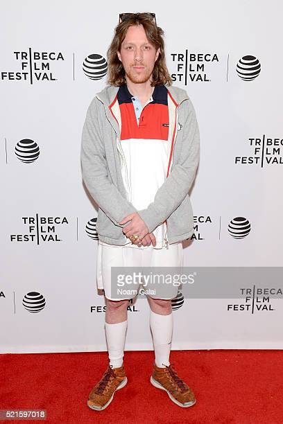 Director Andreas Johnsen attends the BUGS Premiere during the 2016 Tribeca Film Festival at Chelsea Bow Tie Cinemas on April 16 2016 in New York City