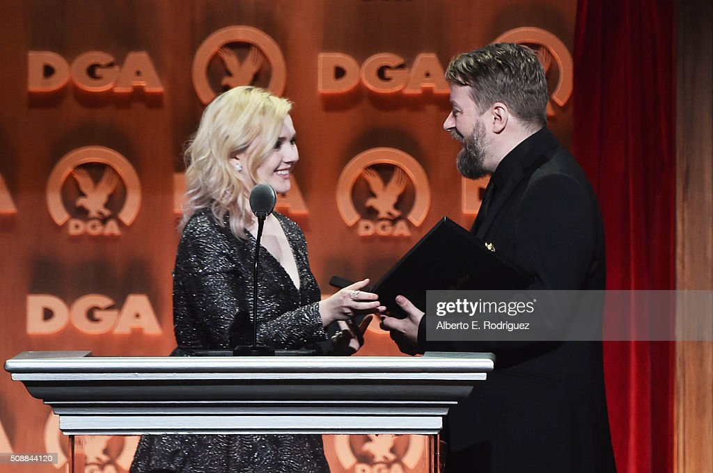 68th Annual Directors Guild Of America Awards - Show : News Photo