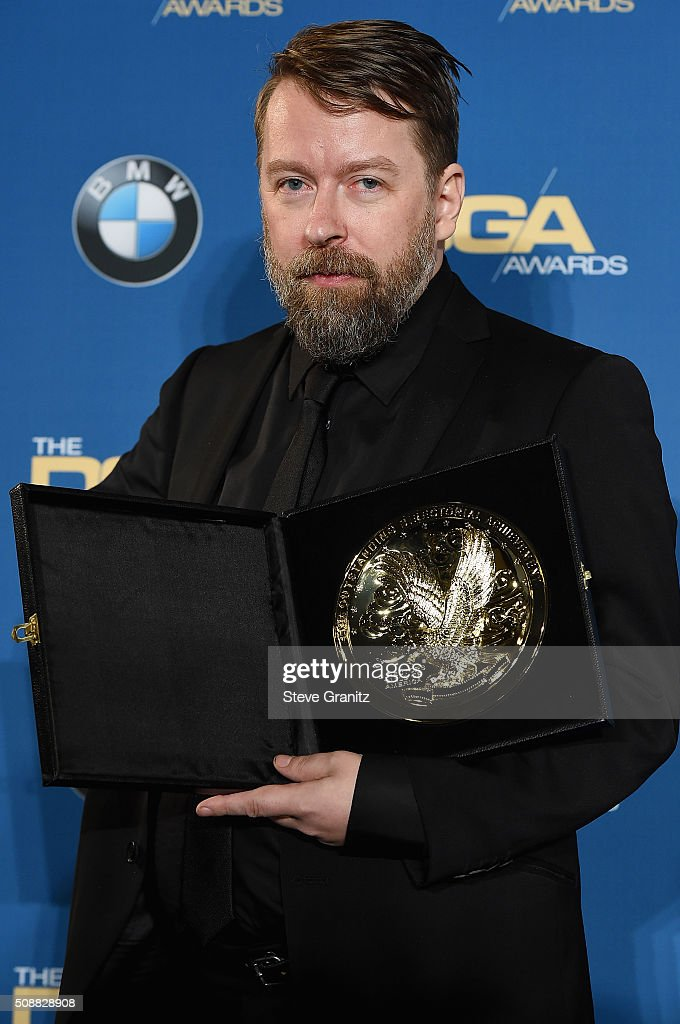 68th Annual Directors Guild Of America Awards - Press Room : News Photo