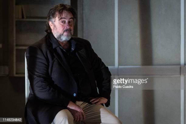 Director Andres Lima attends La Vuelta De Nora Casa De Muñecas 2 photocall at Bellas Artes Theatre on April 26 2019 in Madrid Spain