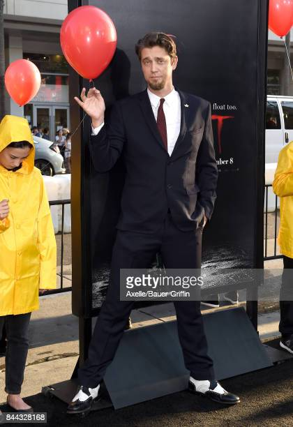 Director Andres Muschietti arrives at the premiere of 'It' at TCL Chinese Theatre on September 5 2017 in Hollywood California