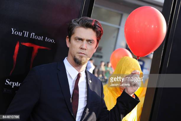 Director Andres Muschietti attends the premiere of It at TCL Chinese Theatre on September 5 2017 in Hollywood California