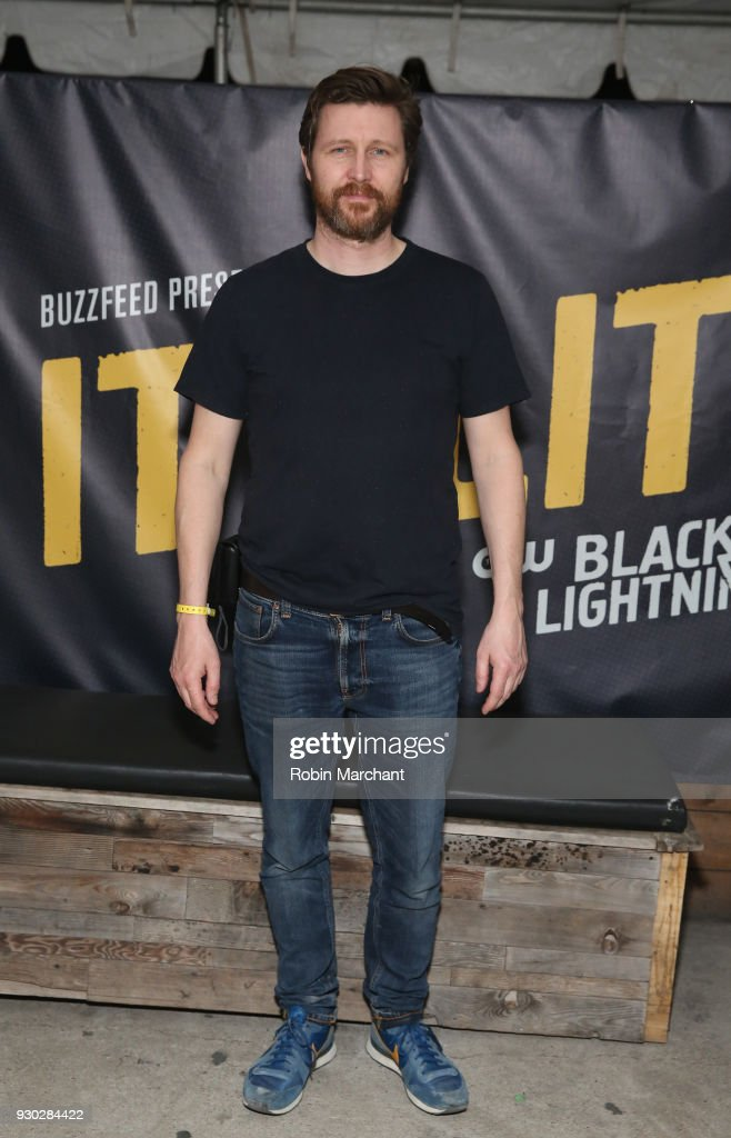 Director Andrew Haigh attends BuzzFeed Presents: IT'S LIT
