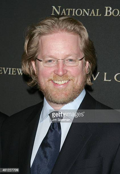 Director Andrew Stanton attends the 2008 National Board of Review of Motion Pictures Awards Gala at Cipriani's 42nd Street on January 14 2009 in New...