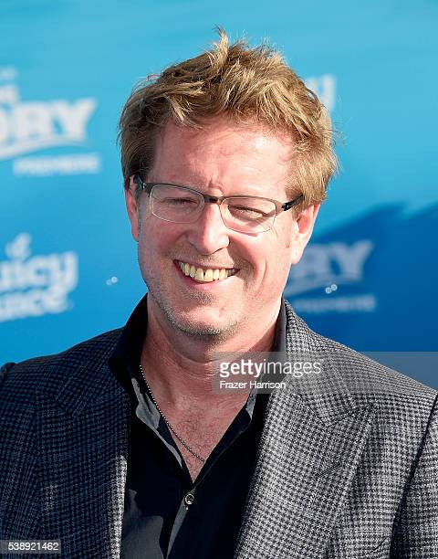 Director Andrew Stanton attends the world premiere of DisneyPixar's 'Finding Dory' at the El Capitan Theatre on June 8 2016 in Hollywood California
