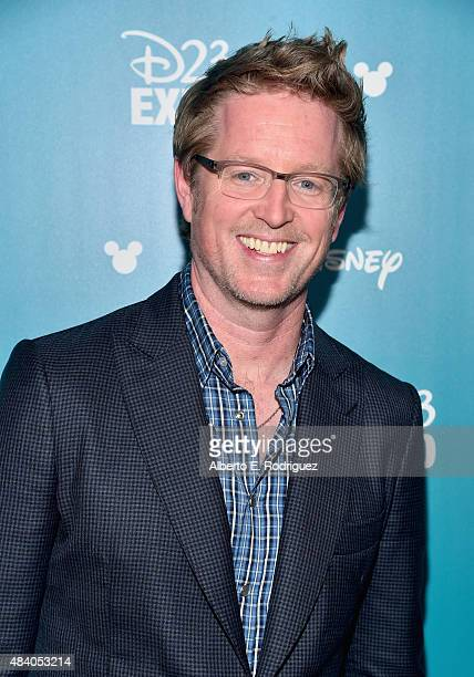 Director Andrew Stanton of FINDING DORY took part today in Pixar and Walt Disney Animation Studios The Upcoming Films presentation at Disney's D23...