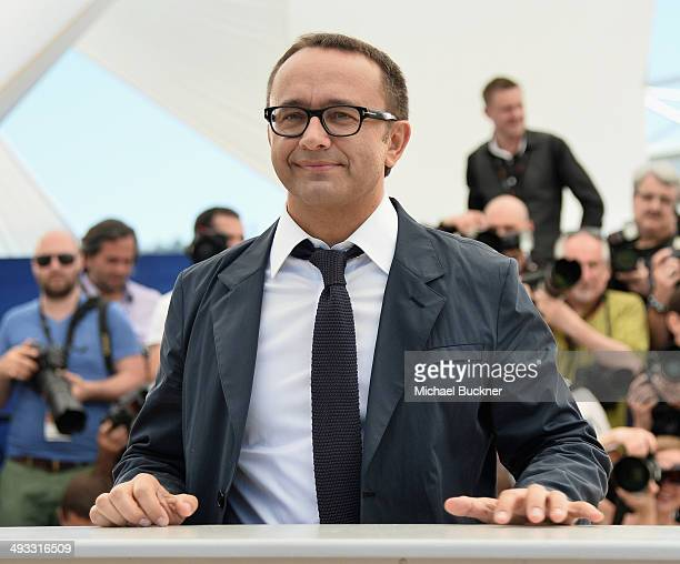 Director Andrey Zvyagintsev attends the 'Leviathan' photocall at the 67th Annual Cannes Film Festival on May 23 2014 in Cannes France