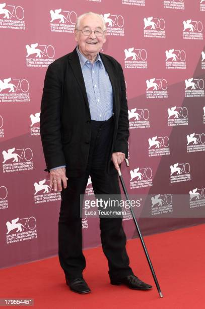 """Director Andrzej Wajda attends """"Walesa. Man of Hope"""" Photocall during The 70th Venice International Film Festival at the Palazzo Del Casino on..."""