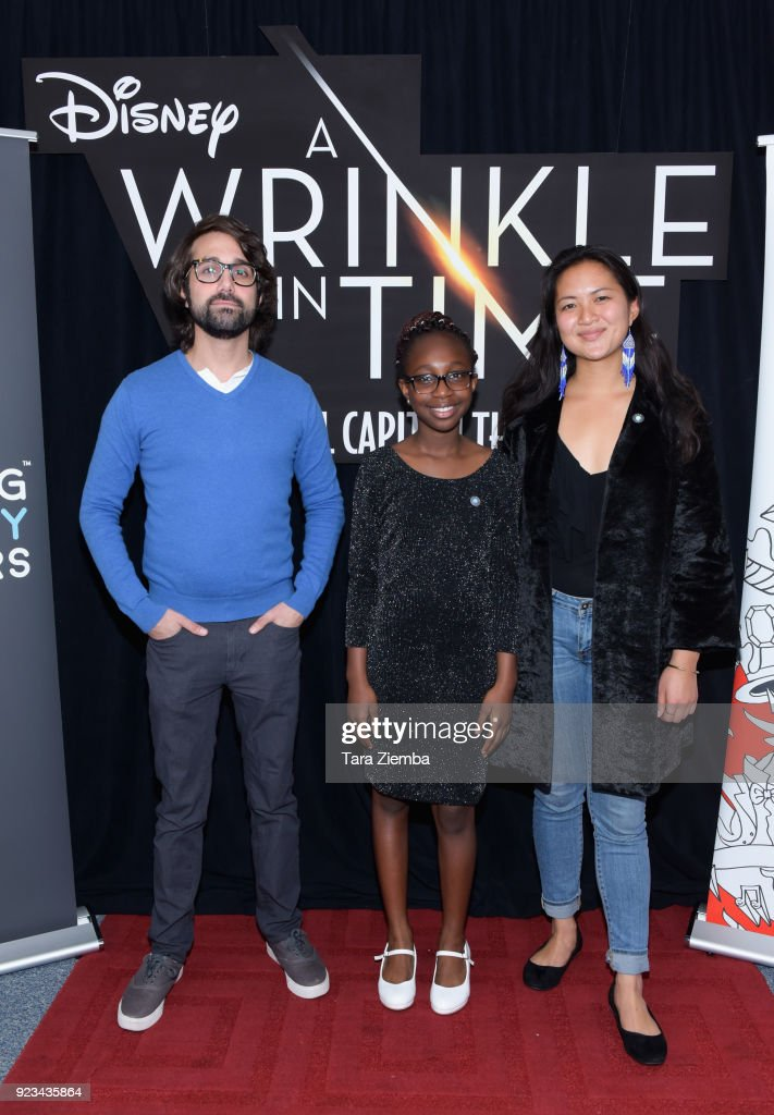 "Tongal, Disney And Young Storytellers Host Premiere Of Shorts Inspired By ""A Wrinkle In Time"""