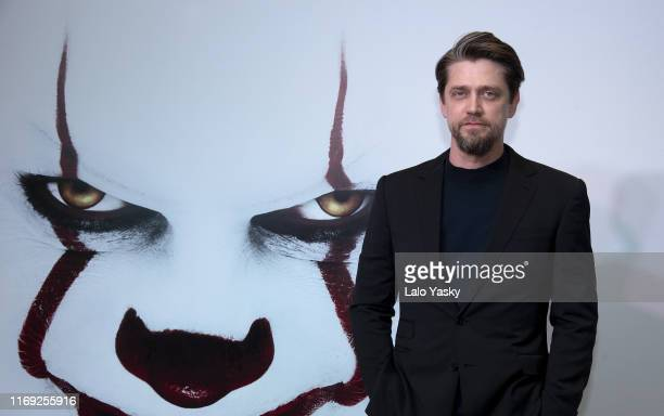 Director Andy Muschietti attends a special screening of 'It Chapter Two' at the Village Recoleta cinema on August 20 2019 in Buenos Aires Argentina