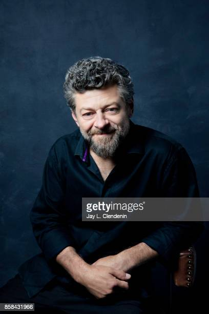 Director Andy Serkis from the film Breathe poses for a portrait at the 2017 Toronto International Film Festival for Los Angeles Times on September 12...