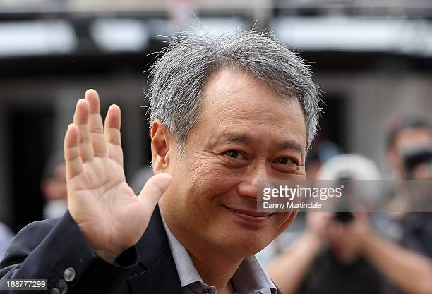 Director Ang Lee attends day 1 of the 66th Annual Cannes Film Festival on May 15 2013 in Cannes France