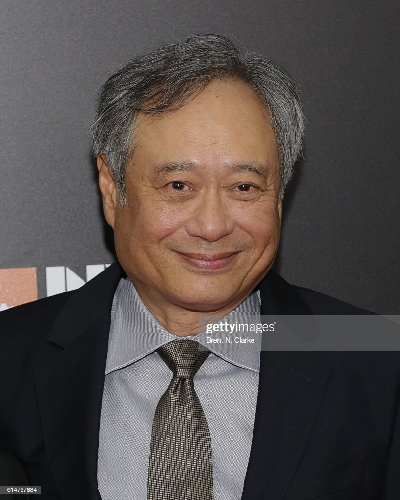 Director Ang Lee attends the 54th New York Film Festival 'Billy Lynn's Long Halftime Walk' premiere held at AMC Lincoln Square Theater on October 14, 2016 in New York City.