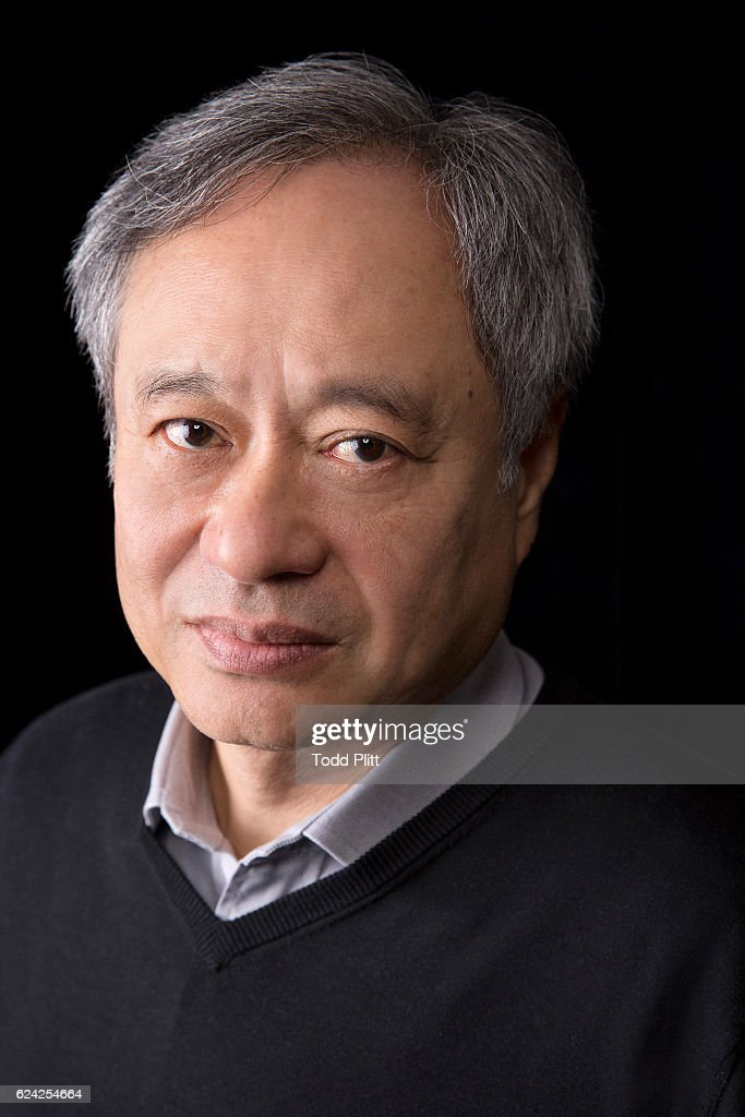 Director Ang Lee is photographed for USA Today on October 15, 2016 in New York City.