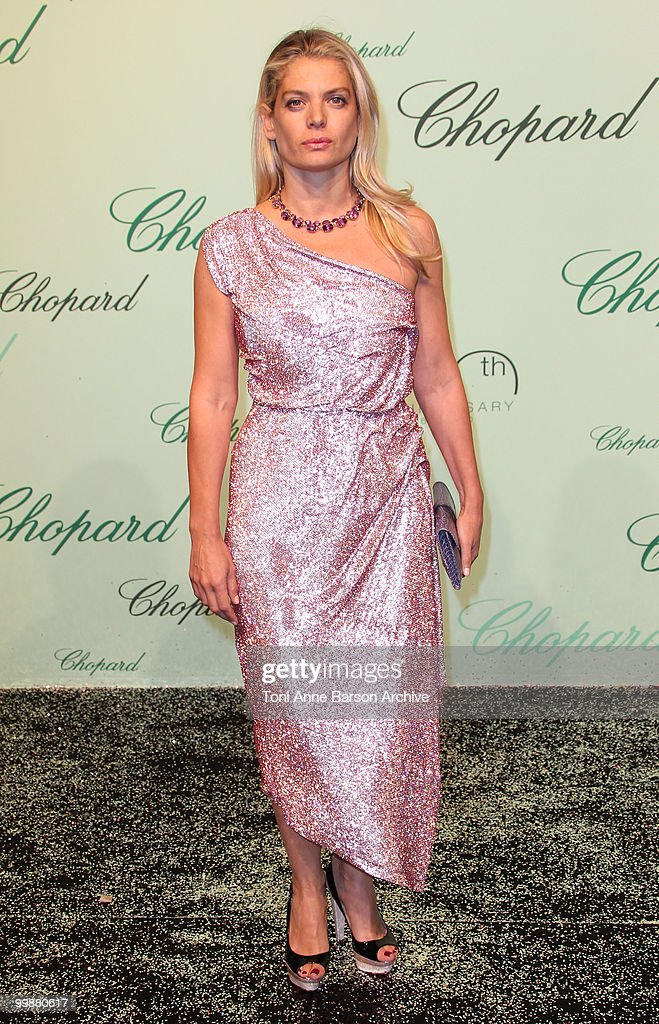 Director Angela Ismailos attends the Chopard 150th Anniversary Party at the VIP Room, Palm Beach during the 63rd Annual International Cannes Film Festival on May 17, 2010 in Cannes, France.