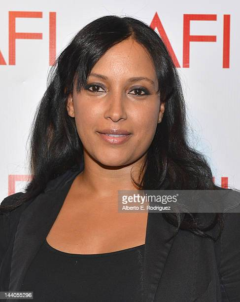 Director Anika Poitier attends the 2012 AFI Women Directors Showcase at Directors Guild Of America on May 8, 2012 in Los Angeles, California.