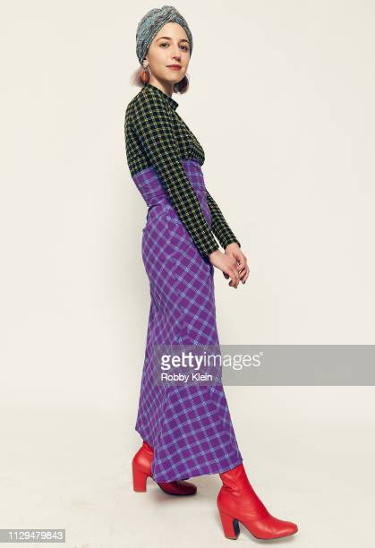 Director Annabelle Attanasio of the film 'Mickey and the Bear' poses for a portrait at the 2019 SXSW Film Festival Portrait Studio on March 9 2019 in...