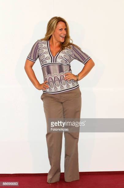 """Director Anne Fletcher attends a photocall for """"The Proposal"""", at Villa Magna Hotel on June 26, 2009 in Madrid, Spain."""