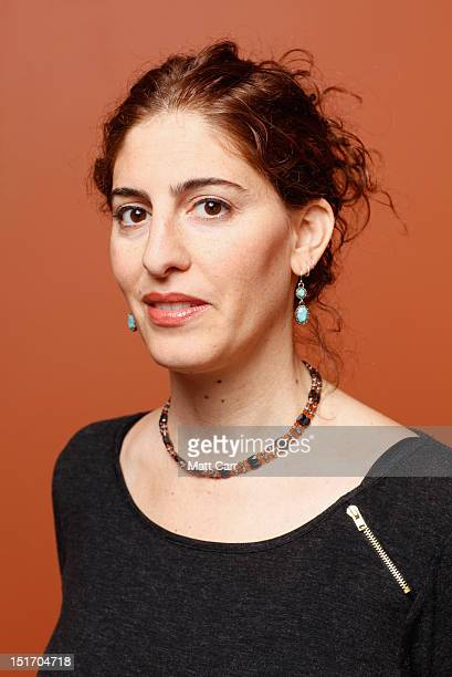 Director Annemarie Jacir of When I Saw You poses at the Guess Portrait Studio during 2012 Toronto International Film Festival on September 10 2012 in...