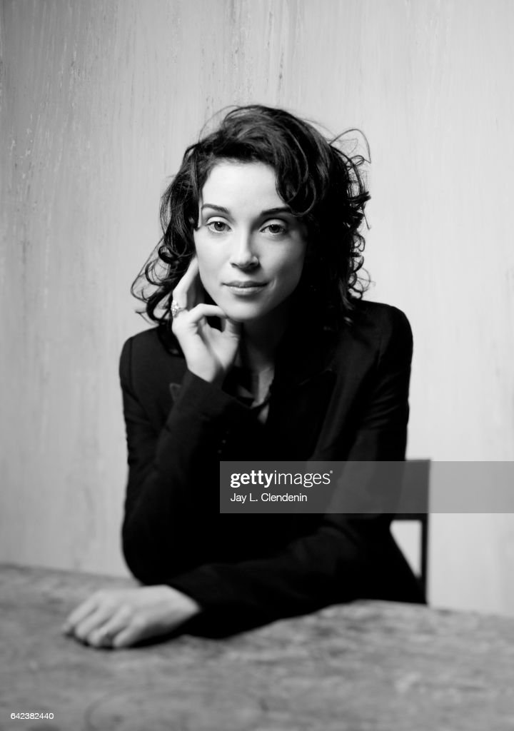 Director Annie Clark (also known as the musician, St. Vincent), from the film, XX, is photographed at the 2017 Sundance Film Festival for Los Angeles Times on January 22, 2017 in Park City, Utah. PUBLISHED IMAGE.