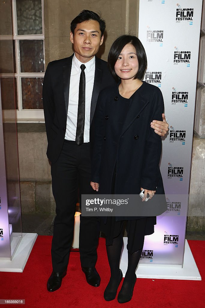 Director Anthony Chen attends the BFI London Film Festival Awards during the 57th BFI London Film Festival at Banqueting House on October 19, 2013 in London, England.