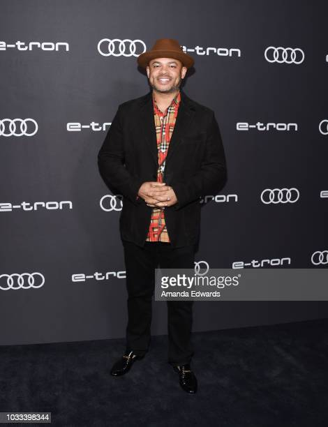 Director Anthony Hemingway arrives at Audi's celebration of The 70th Emmys at Kimpton La Peer Hotel on September 14 2018 in West Hollywood California