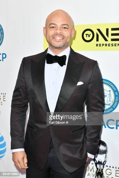 Director Anthony Hemingway attends the 48th NAACP Image Awards at Pasadena Civic Auditorium on February 11 2017 in Pasadena California