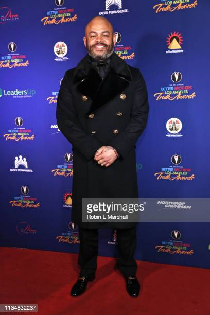 Director Anthony Hemingway attends the 5th Annual Truth Awards at Taglyan Cultural Complex on March 09 2019 in Hollywood California