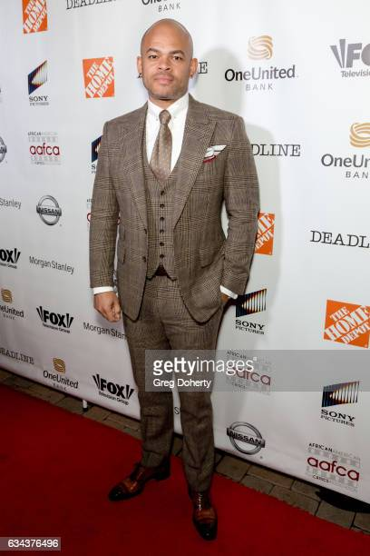 Director Anthony Hemingway attends the 8th Annual AAFCA Awards at the Taglyan Complex on February 8 2017 in Los Angeles California