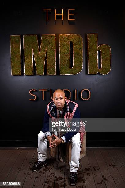 Director Anthony Hemingway attends The IMDb Studio featuring the Filmmaker Discovery Lounge presented by Amazon Video Direct Day Two during The 2017...