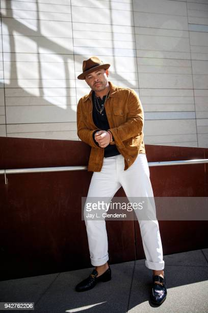 Director Anthony Hemingway is photographed for Los Angeles Times on February 23 2018 in Los Angeles California PUBLISHED IMAGE CREDIT MUST READ Jay L...