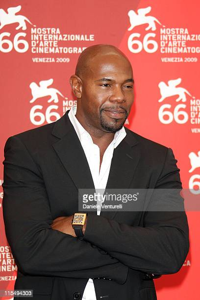 "Director Antoine Fuqua attends the ""Brooklyn's Finest"" Photocall at the Palazzo del Casino during the 66th Venice Film Festival on September 8, 2009..."