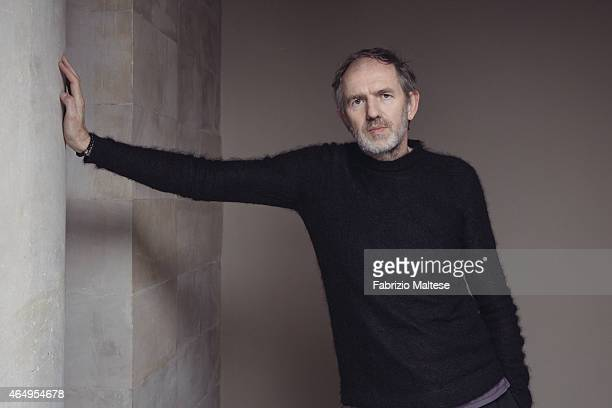 Director Anton Corbijn is photographed for The Hollywood Reporter on February 10 2015 in Berlin Germany