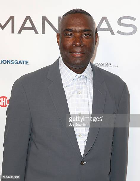 Director Antwone Fisher attends the 41st Humanitas Prize Awards Ceremony at Directors Guild Of America on February 11 2016 in Los Angeles California