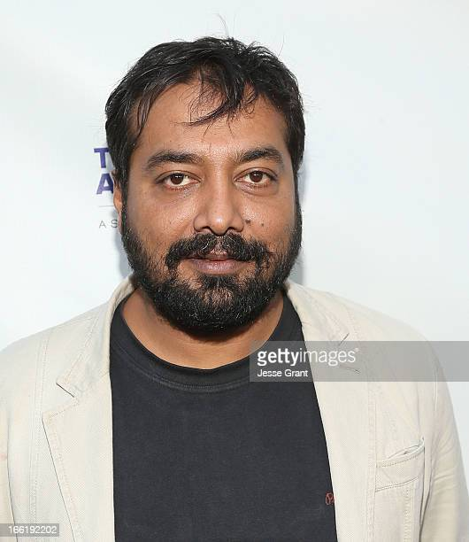 Director Anurag Kashyap attends the Indian Film Festival of Los Angeles Opening Night Gala for Gangs Of Wasseypur at ArcLight Cinemas on April 9 2013...