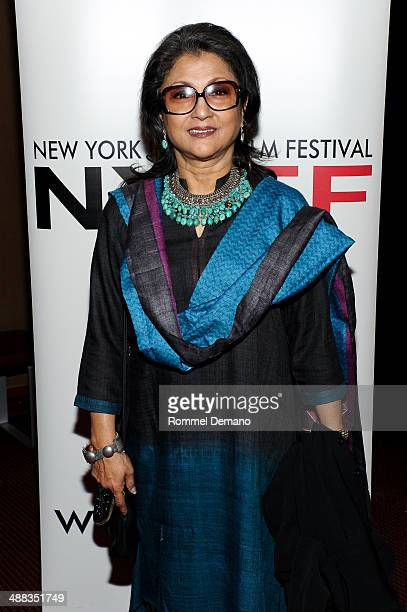 Director Aparna Send attends the 2014 NYIFF Opening Night Screening Of 'Ugly' at NYU Skirball Center on May 5 2014 in New York City