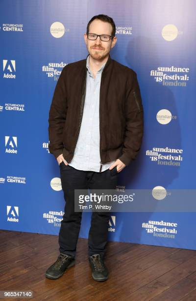 Director Ari Aster attends the 'Hereditary' red carpet arrivals during the Sundance Film Festival at Picturehouse Central on June 1 2018 in London...