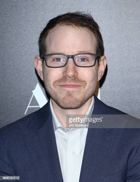 Director Ari Aster attends the screening of 'Hereditary' hosted by A24 at Metrograph on June 5 2018 in New York City