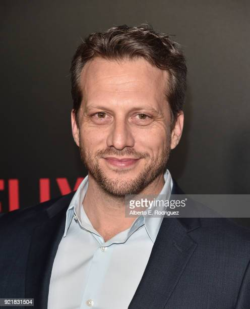 Director Ari Sandel attends a special screening of Netflix's 'When We First Met' at ArcLight Hollywood on February 20 2018 in Hollywood California