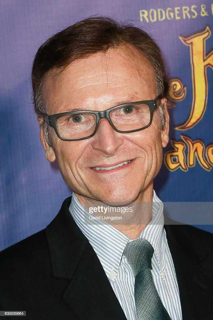 Director Armand Mastroianni arrives at the Opening Night of The Lincoln Center Theater's Production Of Rodgers and Hammerstein's 'The King and I' at the Pantages Theatre on December 15, 2016 in Hollywood, California.