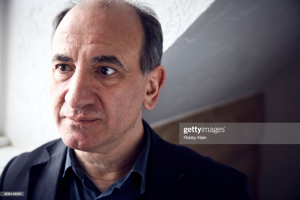 Director Armando Iannucci from from Iannucci the film 'The Death of Stalin' poses 9c3afc