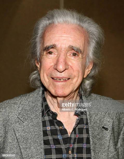 Director Arthur Hiller attends AMPAS' tribute to Alan and Marilyn Bergman on May 29, 2009 in Beverly Hills, California.